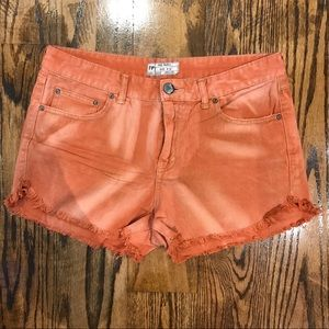 Free People Dolphin Shorts 30